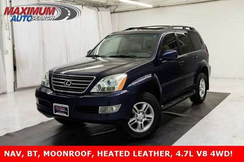 2006 Lexus GX 4x4 4WD 470 SUV for sale in Englewood, CO