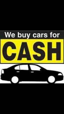 CASH FOR CARS.....WE BUY CARS. for sale in El Paso, TX