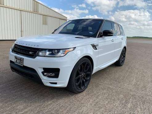 2016 Land Rover Range Rover for sale in Gainesville, TX