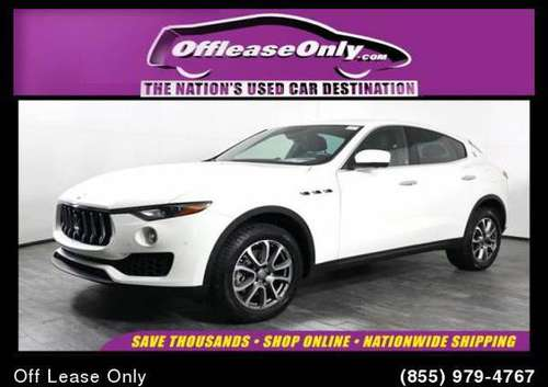 2018 Maserati Levante AWD for sale in West Palm Beach, FL