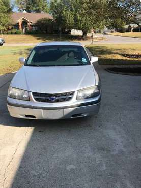 2001 Chevy Impala for sale in Madison, AL