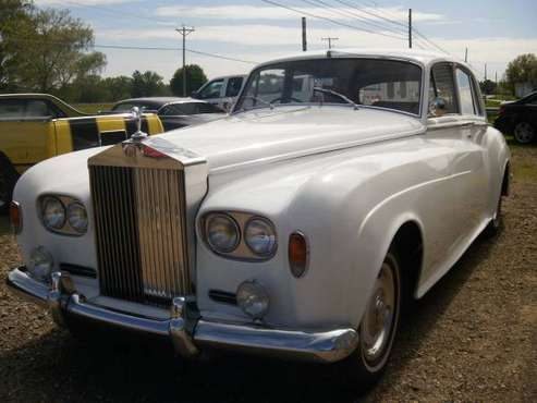 BEST OFFER--SAVE $25,000--1964 ROLLS ROYCE SILVER CLOUD III--GORGEOUS for sale in North East, PA