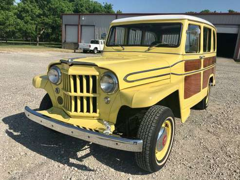 1962 Willys Station Wagon #717000 - cars & trucks - by dealer -... for sale in Sherman, PA