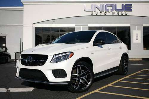 2019 *Mercedes-Benz* *GLE* *AMG GLE 43 4MATIC Coupe* for sale in south amboy, NJ