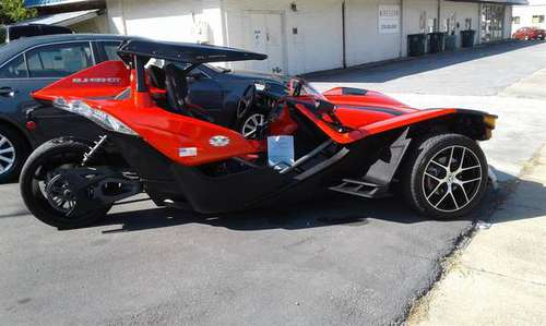 2016 Polaris Slingshot SL for sale in Abingdon, NC