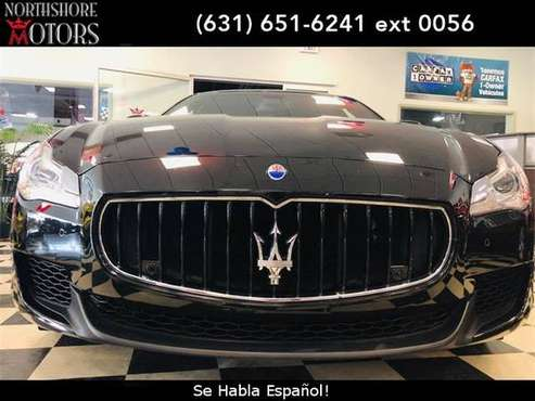 2014 Maserati Quattroporte S Q4 - sedan for sale in Syosset, NY