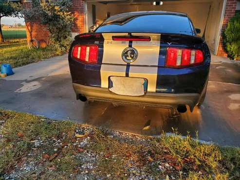 2010 Shelby GT 500 Cobra for sale in Newark, TX