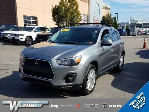 2015 MITSUBISHI Outlander Sport 2.4 ES SUV for sale in Westbury , NY