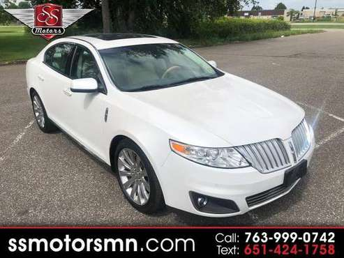 2012 Lincoln MKS 3.7L AWD - cars & trucks - by dealer - vehicle... for sale in Minneapolis, MN