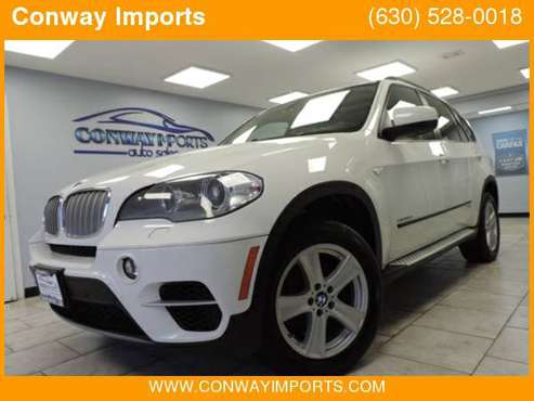 2012 BMW X5 35d Diesel BEST DEALS HERE! Now-$295/mo* for sale in Streamwood, IL