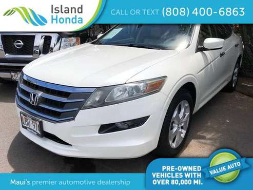 2010 Honda Accord Crosstour 4WD 5dr EX-L for sale in Kahului, HI