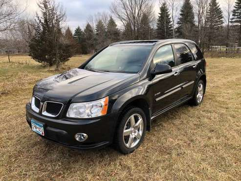 2009 Pontiac Torrent GXP 150 k miles - cars & trucks - by owner -... for sale in Forest Lake, MN
