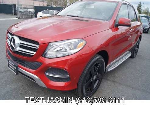 2016 Mercedes-Benz GLE GLE 350 28K MILES GLE350 LOADED WARRANTY with for sale in Carmichael, CA