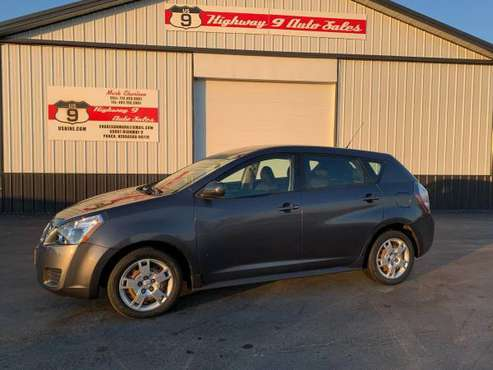 2009 Pontiac Vibe 2.4L 4dr Wagon Drive Home Guarantee - cars &... for sale in Ponca, NE