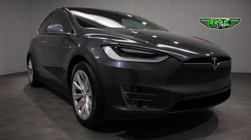 2017 Tesla Model X 75D Sport Utility 4D with for sale in PUYALLUP, WA