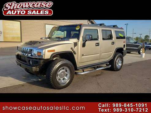 WOW!!!! 2005 HUMMER H2 4dr Wgn SUV for sale in Chesaning, MI