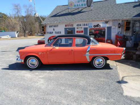 1955 Studebaker Commander 2Door Restored (REDUCED) for sale in Williamsport PA, PA