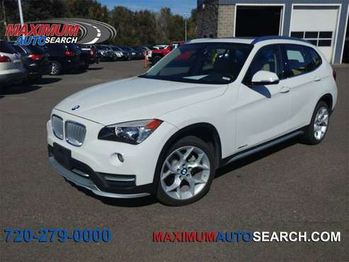 2015 BMW X1 AWD All Wheel Drive xDrive28i SUV for sale in Englewood, CO