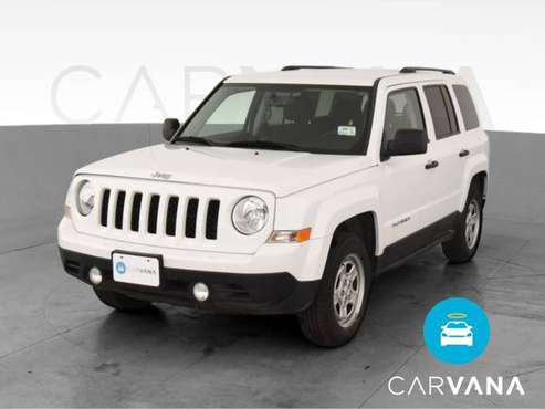 2016 Jeep Patriot Sport SUV 4D suv White - FINANCE ONLINE - cars &... for sale in San Bruno, CA