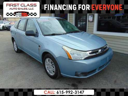 2009 Ford Focus SEL - $0 DOWN? BAD CREDIT? WE FINANCE ANYONE! - cars... for sale in Goodlettsville, TN