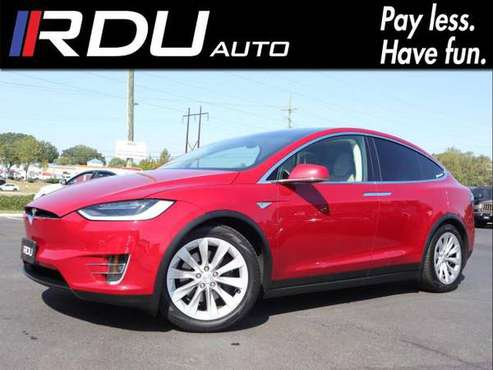 2016 Tesla Model X 90D for sale in Raleigh, NC
