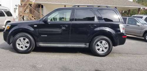2008 Mercury Mariner 4 brand new tires leather beautiful condition for sale in Cumming, GA