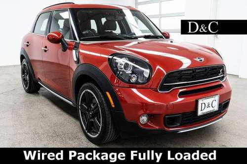 2016 MINI Cooper S Countryman AWD All Wheel Drive SUV for sale in Milwaukie, OR