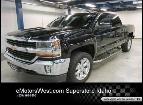 2017 Chevrolet Silverado 1500 WHY BUY NEW ! ! ! for sale in Caldwell, ID