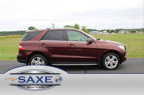 2014 Mercedes-Benz ML 350 for sale in Belle Plaine, MN