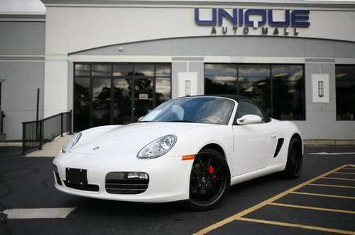 2006 *Porsche* *Boxster* *2dr Roadster S* Carrera Wh for sale in south amboy, NJ