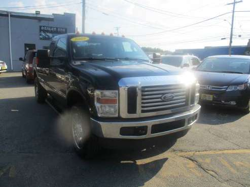 2009 F-250 SuperDuty XL 8 Ft Diesel for sale in Malden, MA