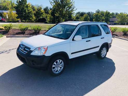 2006 Honda CRV EX*One Owner 0 Accidents*Clean Title*Runs Great for sale in Winston Salem, NC