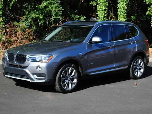 2015 BMW X3 xDrive35i Driver Assist Pano Roof HUD 360 Camera for sale in Atlanta, GA