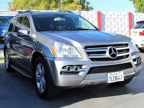 2011 Mercedes-Benz GL 450 4MATIC AWD GL 450 4MATIC 4dr SUV... for sale in Sacramento , CA
