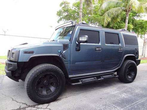 2006 HUMMER H2 Base 4dr SUV 4WD for sale in Miami, FL