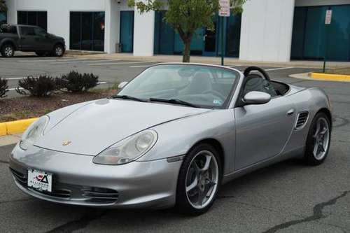 Porsche Boxster - Alliance Auto Group *Sterling VA* WE FINANCE! for sale in Sterling, District Of Columbia