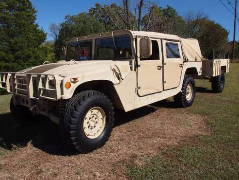 1989 Hummer off road Diesel Automatic for sale in Etowah, TN