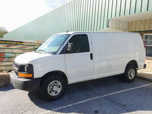 For Sale 2015 Chevy Express Cargo Van for sale in Skyland, NC