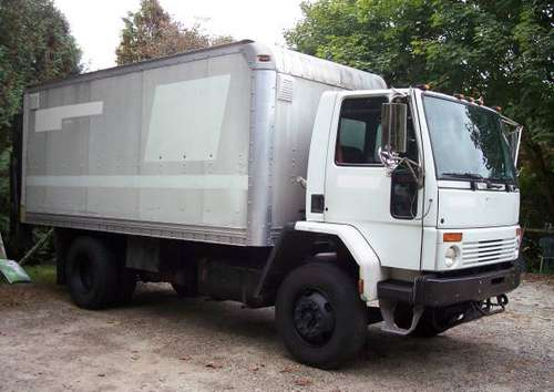 2005 Sterling SC8000 Box Truck - One Owner - 3,759 Miles for sale in Danielson, NY