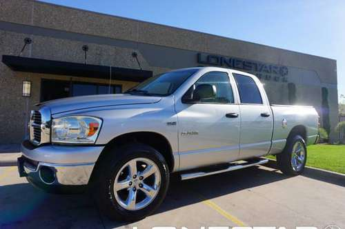 "2008 Dodge Ram 1500 4WD Quad Cab 140.5"" SLT FORD, RAM, DODGE, CHEVY,... for sale in Carrollton, OK"