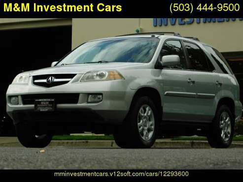 2004 Acura MDX Touring AWD / NAVi / CAMERA / TIMING BELT REPLACED for sale in Portland, OR
