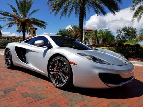 2012 McLaren MP4-12C Coupe for sale in Port Charlotte, FL