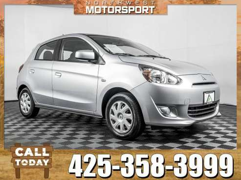 2015 *Mitsubishi Mirage* FWD for sale in Lynnwood, WA