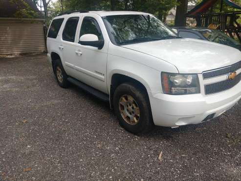 2007 Chevy Tahoe LTZ for sale in Cleveland, OH