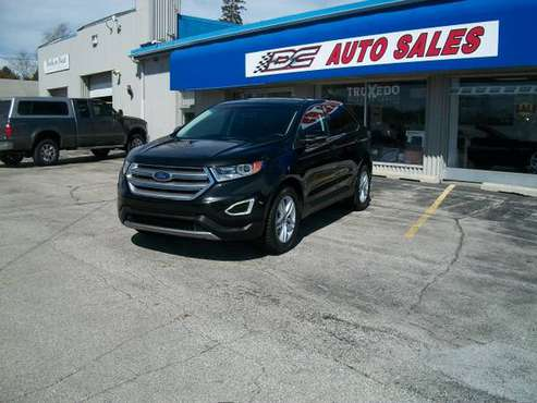 2015 Ford Edge SEL AWD NOW $20785 for sale in STURGEON BAY, WI