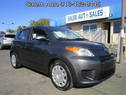 2013 Scion xD - BLUETOOTH - AC WORKS - GAS SAVER - GREAT COMMUTER for sale in Sacramento , CA