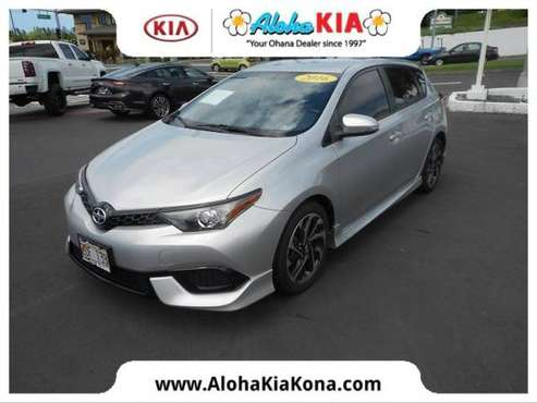 2016 Scion iM Base for sale in Kailua Kona, HI