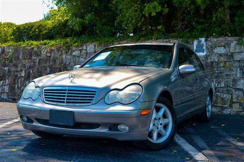 2003 Mercedes-Benz C 240 C 240 4dr Sedan EASY FINANCING! for sale in Marietta, GA