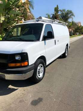 2014 chevy cargo van for sale in Corona, CA
