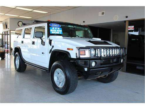 2005 HUMMER H2 Sport Utility 4D WE CAN BEAT ANY RATE IN TOWN! for sale in Sacramento , CA